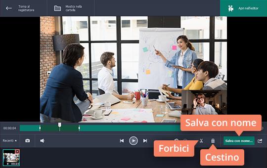 Scoprite come registrare una chiamata Skype con Movavi