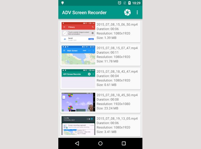 download lollipop screen recorder pro apk