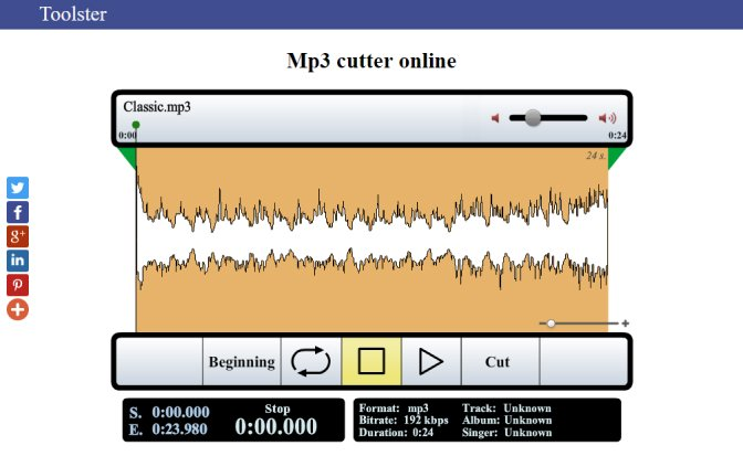 11 Best Online MP3 Cutters | Cut MP3 Online