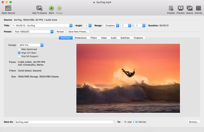 Best 10 Free Video Converters for Mac