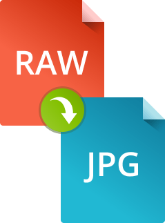 mac convert raw jpeg free
