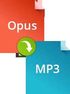 Как конвертировать Opus в MP3 при помощи конвертера Movavi