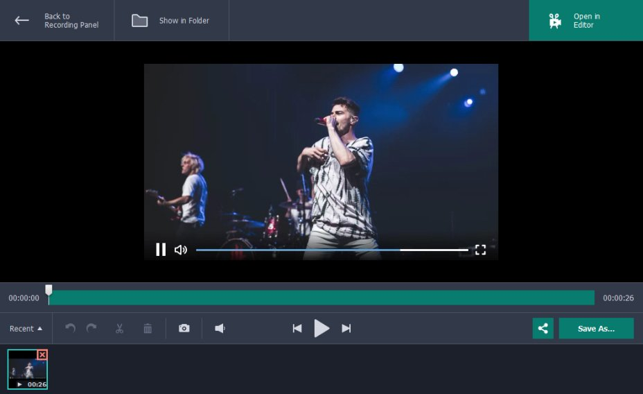 Streaming Audio Recorder | How to Record Streaming Audio
