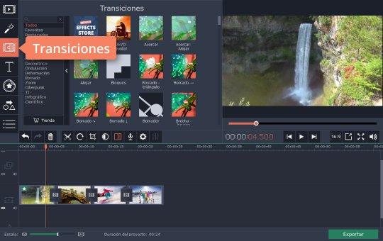 Aprenda cómo editar vídeos para YouTube con Movavi