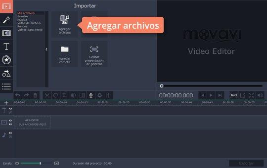 Aprenda cómo editar vídeos de YouTube con Movavi