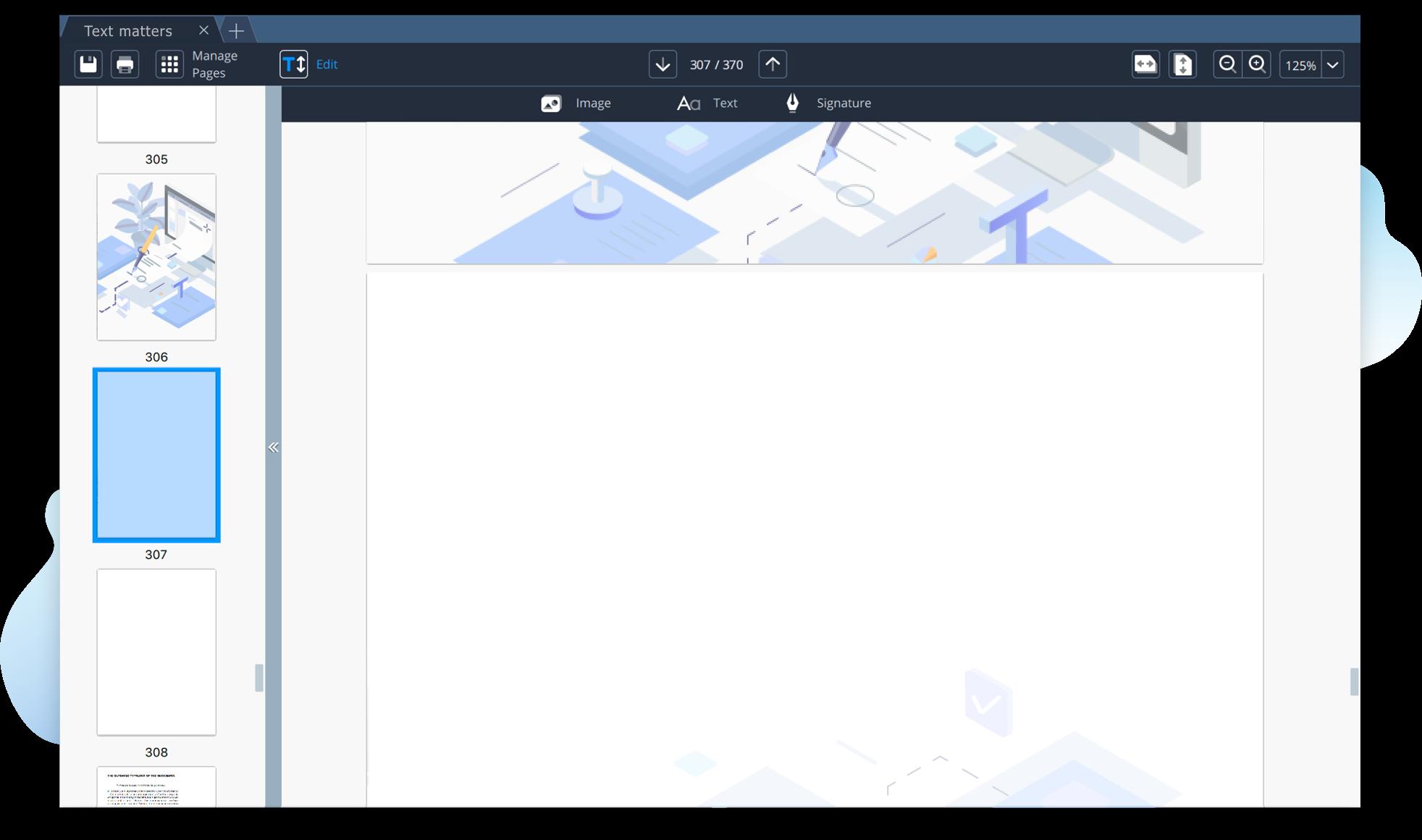 Используйте редактор PDF для Mac OS от Movavi для работы с документами