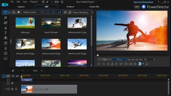 GoPro Video Editor | Best GoPro Video Editing Software – Movavi
