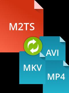 Как конвертировать M2TS при помощи конвертера видео от Movavi