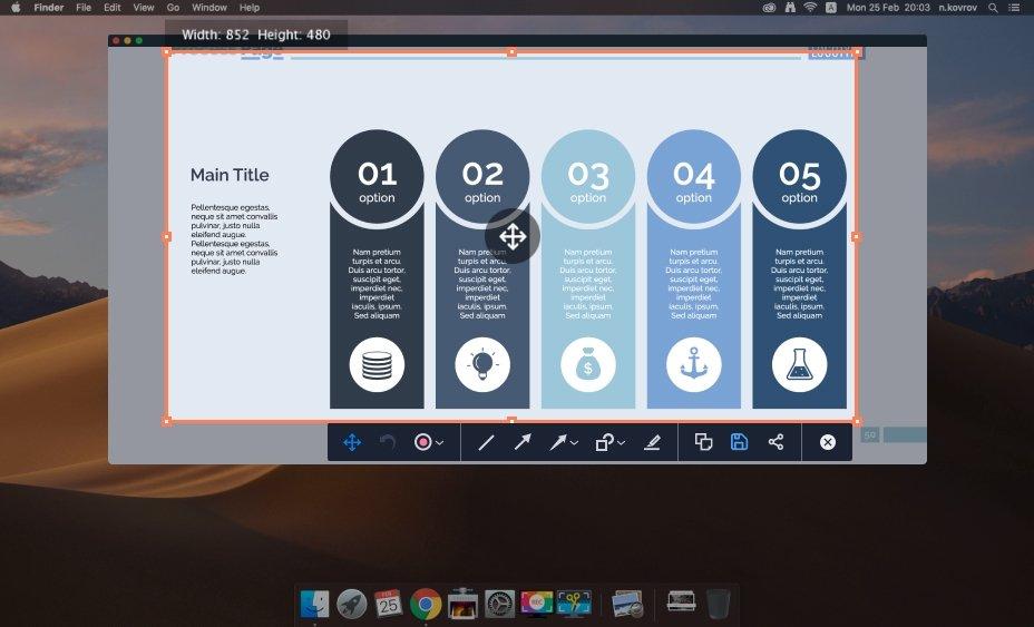 Screenshot Tool for Mac   Screenshot App for Mac by Movavi