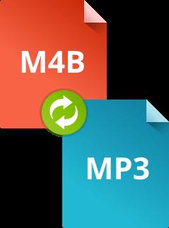 Как конвертировать M4B в MP3 при помощи конвертера Movavi