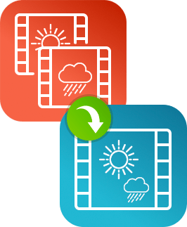 How to overlay videos using Movavi Video Editor