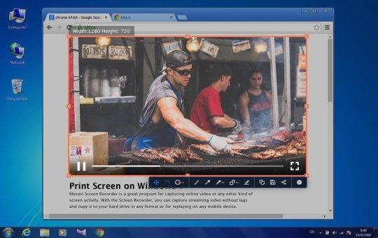 How to Take a Screenshot on Windows 7 | Print Screen on