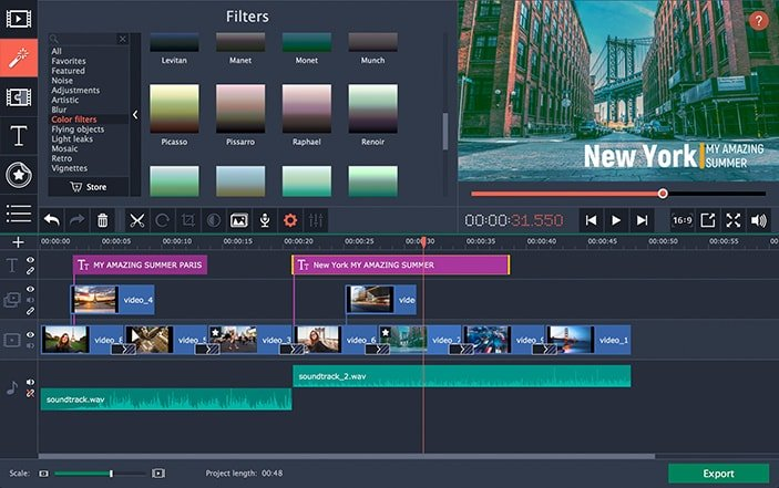 OFFICIAL] Video Editor | Video Editing Software by Movavi
