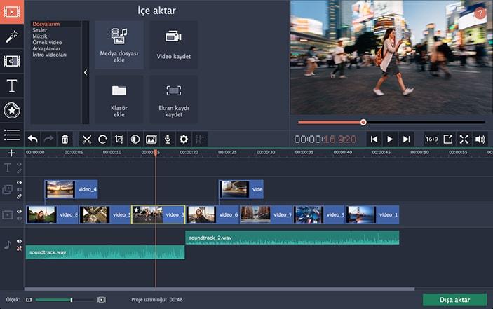 Video Düzenleyici Indirin Video Düzenleme Yazılımı