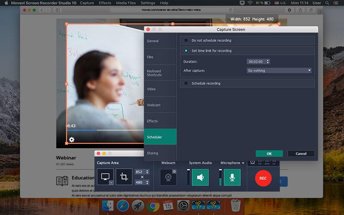 Screen Recorder for Mac | Video Screen Recorder for Mac