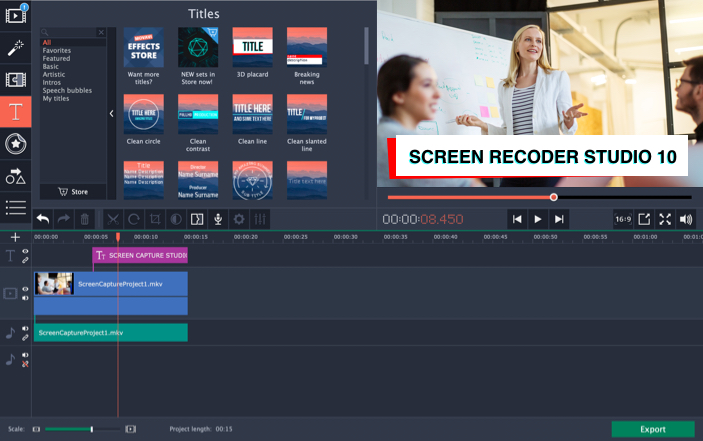 Screen Recorder for Mac | Video Screen Recorder for Mac